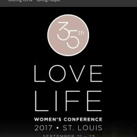 Love Life Women's Conference By Joyce Meyer Ministries