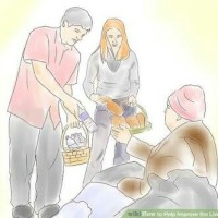 Be Helpful To The Needy (1 John 3:17)
