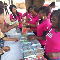 Photos: Skip A Meal 4 From His Treasure House Church Abuja