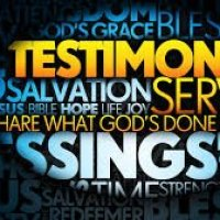 Testimony: Praise To The Glory Of God's Grace