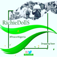 The Online Release Of Peace Nigeria By Richie Dollz: Coming Soon