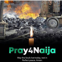 Disturbing Photos: Prayer For Nigeria