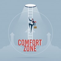 True Story: Stepping Out Of Comfort Zone