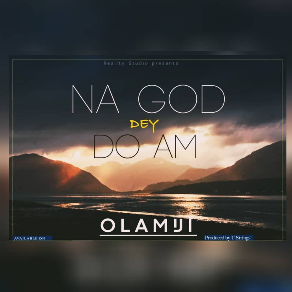 New music from Gospel Sensation Olamiji