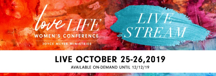 Joyce Meyer Love Life Women's Conference 2019