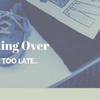 Starting Over: It Is Not Too Late for A New Career
